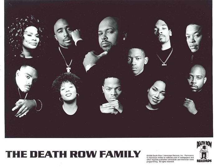 death row records hiphop sh